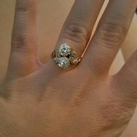 Love ring pics!