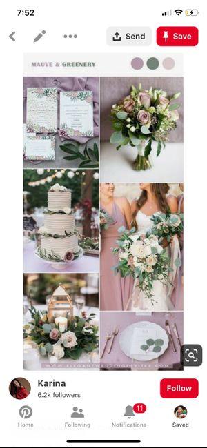 Winter Wedding Colors ❄️ 4