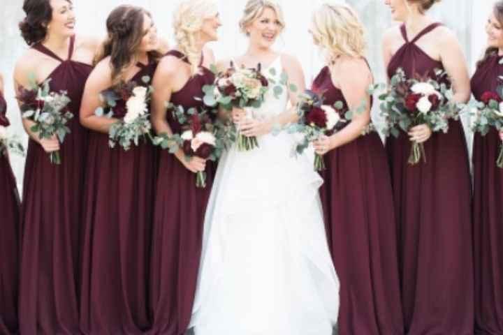 Bridesmaid Dress Help! - 1