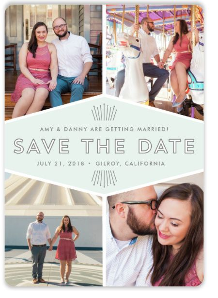 lets see your save the date Pictures! 11