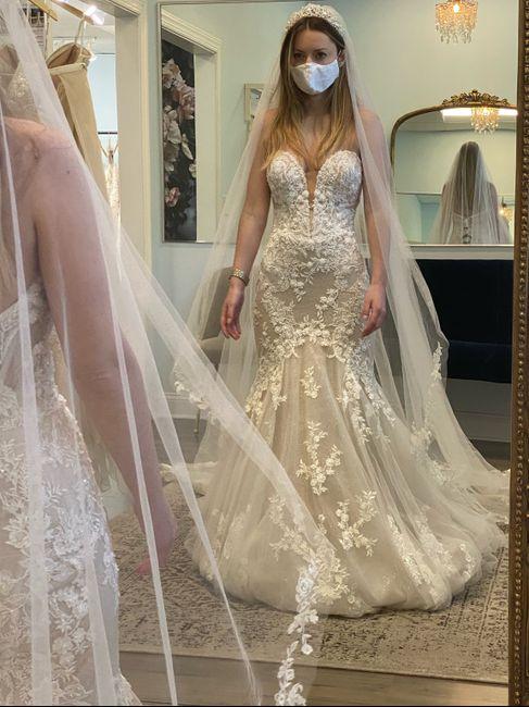Brides of 2022 - Dress Pics! 8