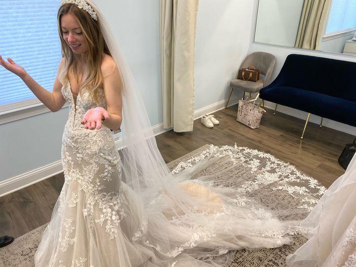 Brides of 2022 - Dress Pics! 9