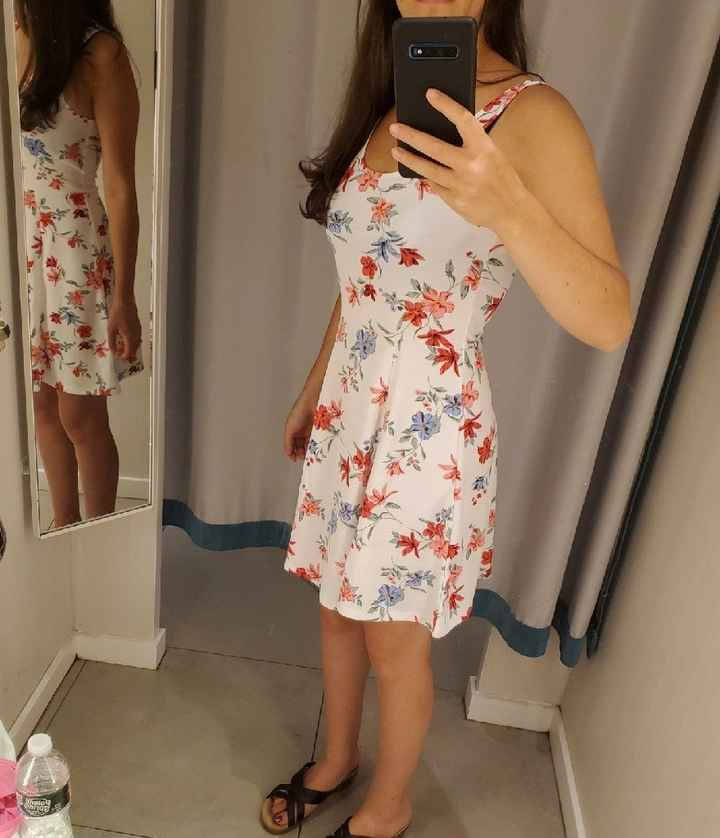 Rehearsal dinner and bridal shower outfits? Where did you get yours? - 2