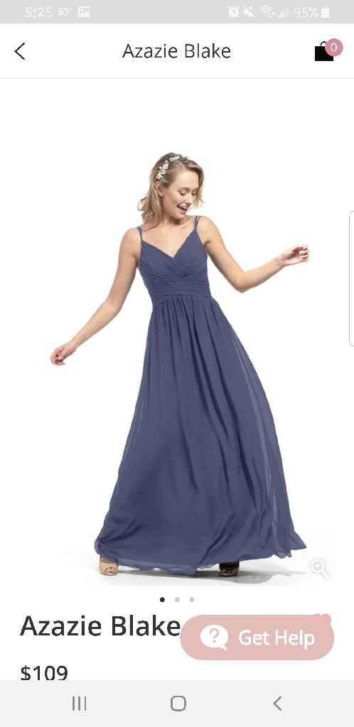 Bridesmaid dresses! - 2