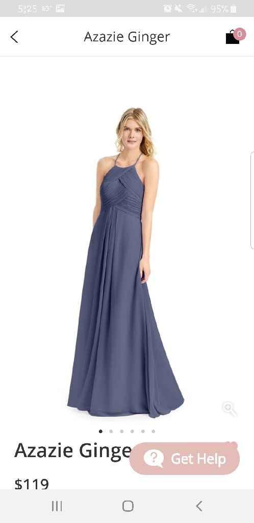 Bridesmaid dresses! - 3
