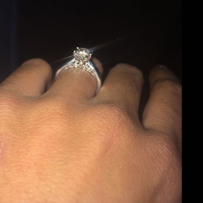 Brides of 2019!  Show us your ring! 11