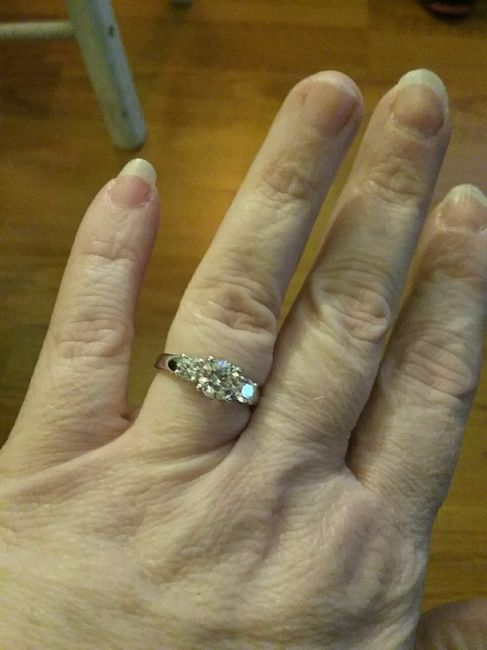 Brides of 2020!  Show us your ring! 12