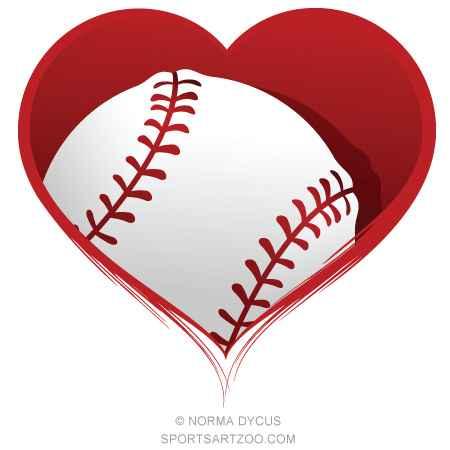All you need is love & baseball.