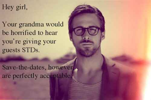 """found an awesome """"hey girl"""" meme site... wedding related. need a laugh?"""