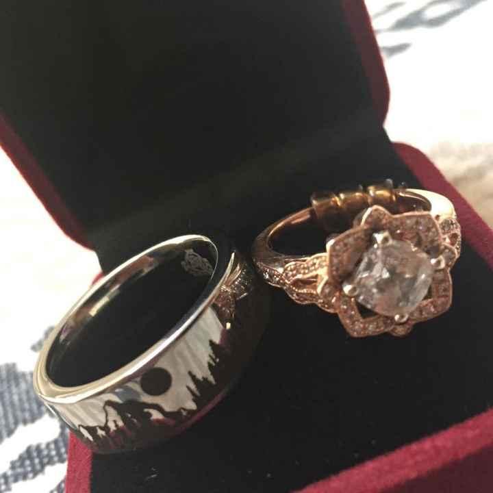 Rings match? - 1