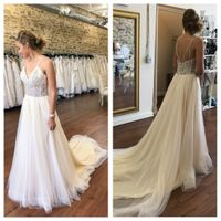 Said yes to the dress!!!
