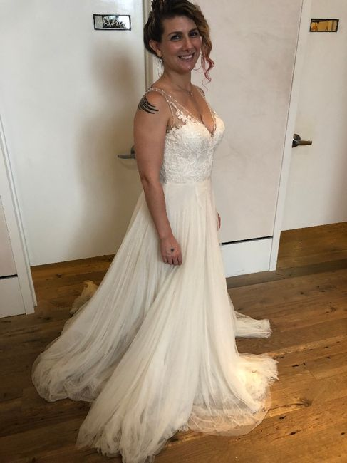 Should i say yes to the dress? 1