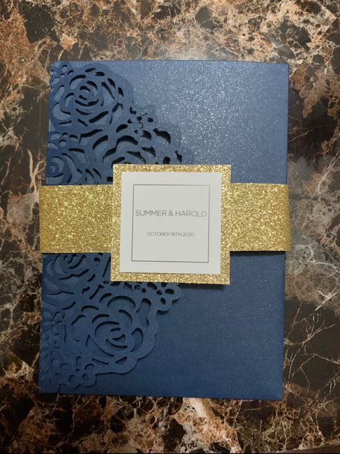 Stylish Wedd Invites 3