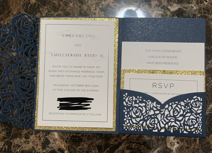 Stylish Wedd Invites 4