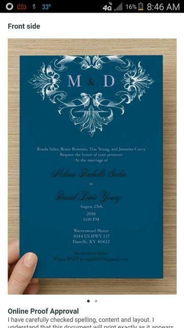 vista print invitations weddings do it yourself wedding forums