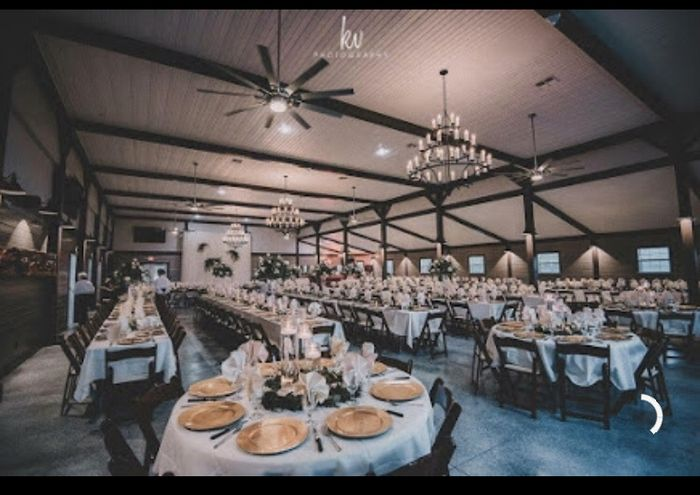 Show us your wedding venue! 11