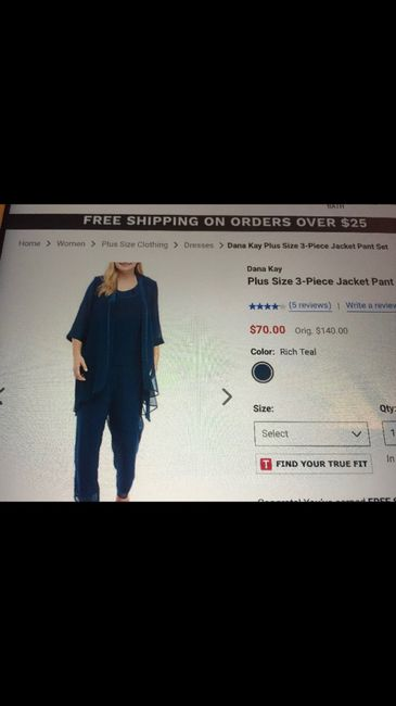 Mother/grandmother dresses... please share! - 1