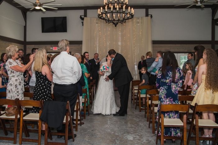 Share your recessional photo! 😊 19