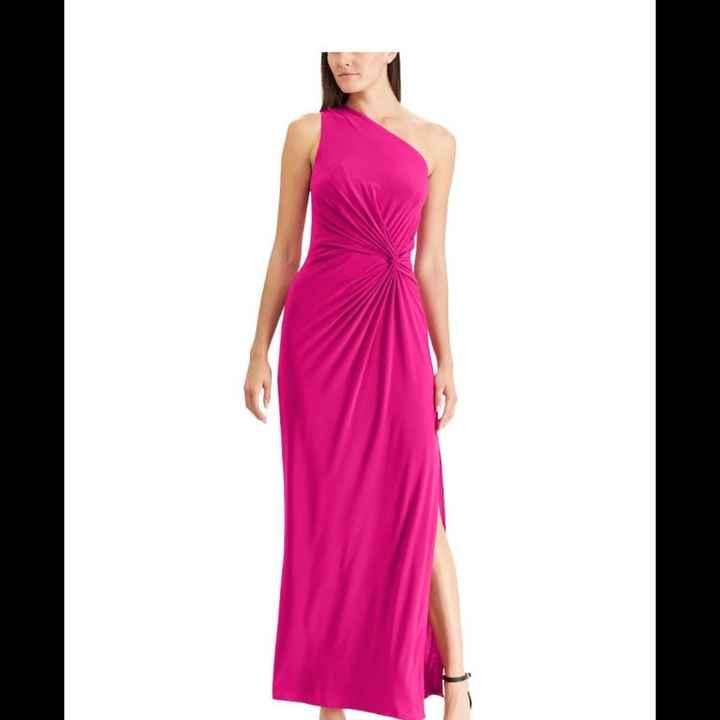 Bridesmaid Dresses Help! - 1
