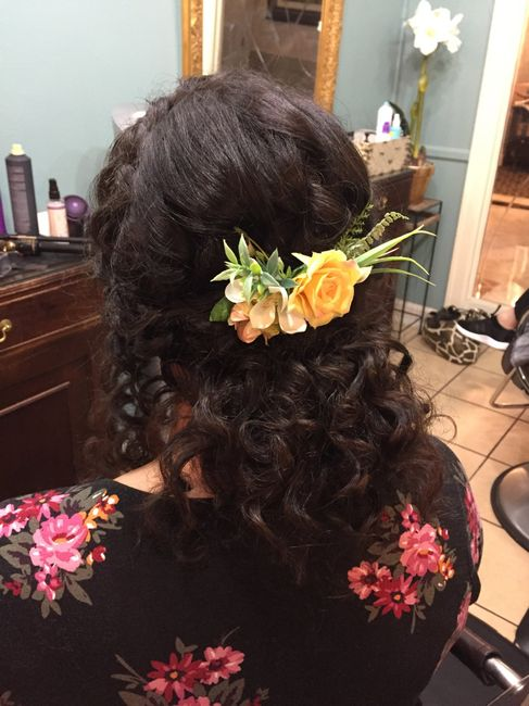 Your wedding hairstyle 16