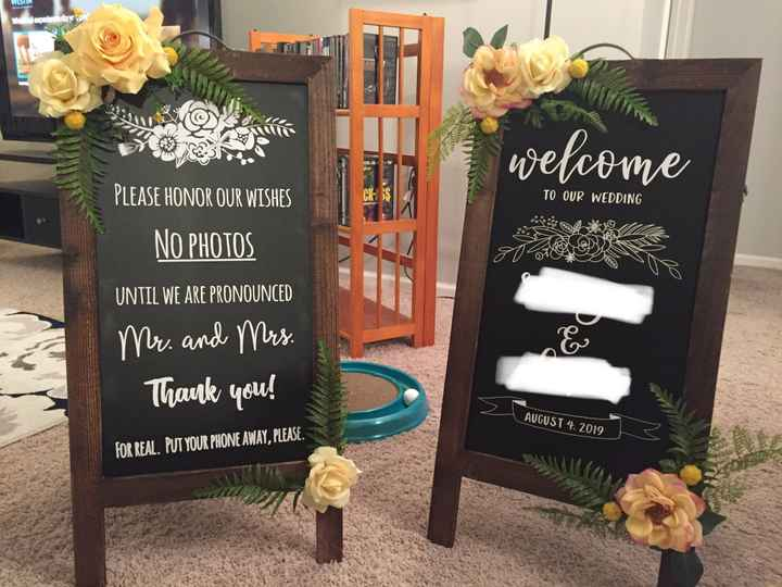 Show me your diy Signs! - 1