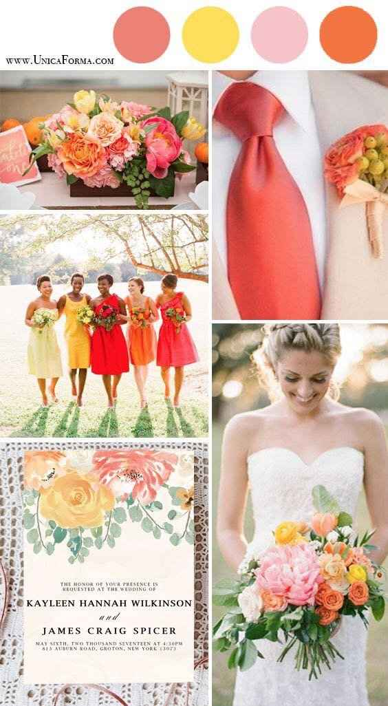 Calling all June, July, August, and September Brides: What is your Summer Wedding Inspiration? - 2