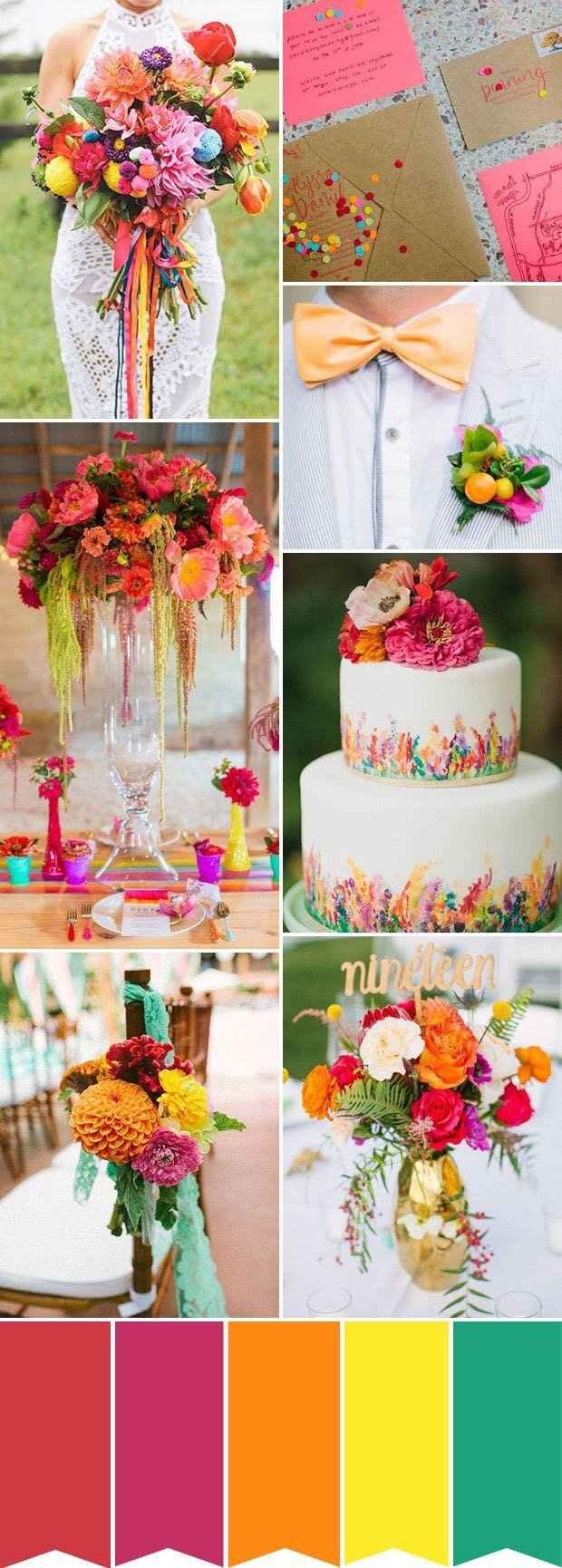 Calling all June, July, August, and September Brides: What is your Summer Wedding Inspiration? - 3