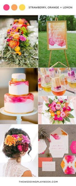 Calling all June, July, August, and September Brides: What is your Summer Wedding Inspiration? 22