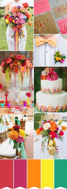Calling all June, July, August, and September Brides: What is your Summer Wedding Inspiration? 24