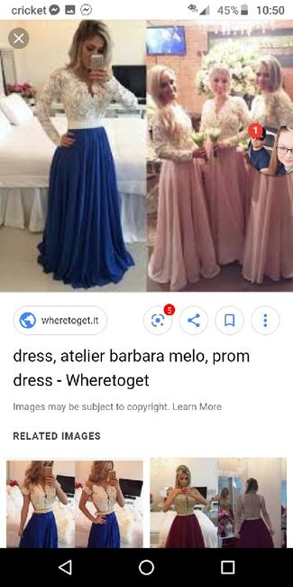 Bridesmaid dresses - 2