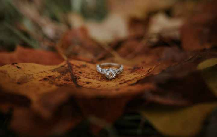 Show me your engagement ring! - 1