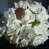 Show me your diy Silk Bouquet with Flowers from the Craft Stores - 2