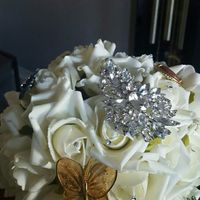 Show me your diy Silk Bouquet with Flowers from the Craft Stores - 3