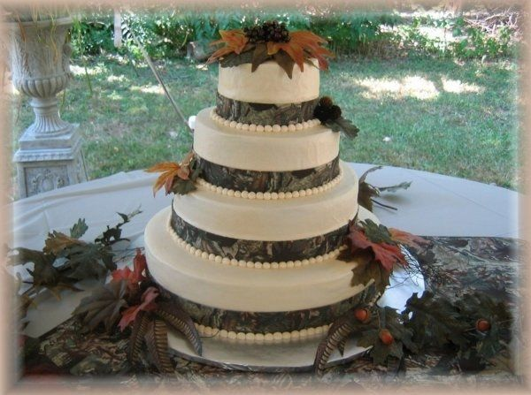 Mossy Oak Camo Wedding Reception Decorations Weddings Style And