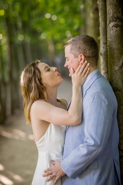 Let's see your favorite photos of you and your spouse! 6