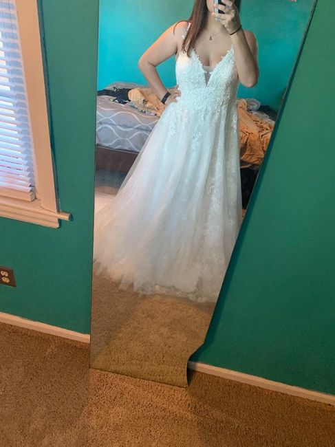 Let's see those ballgown dresses! 1