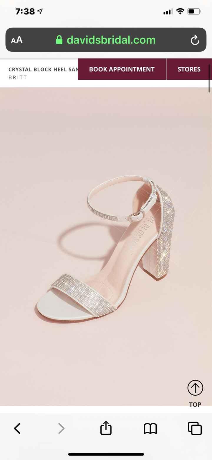 Shoes. - 1