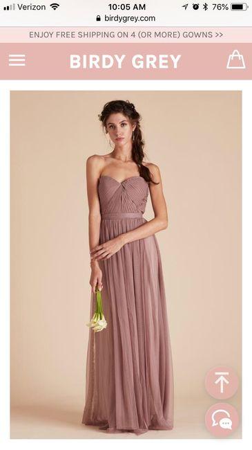e8871e46423 Has anyone purchased Birdy Grey bridesmaid dresses