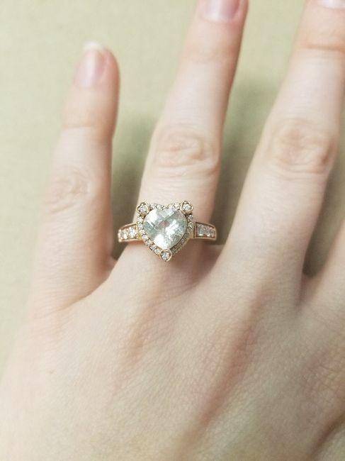 🗣 Rose Gold Rings 4