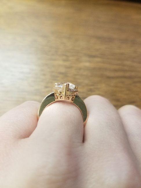 🗣 Rose Gold Rings 5