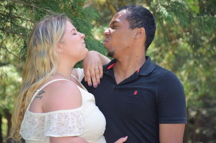 engagement pics - show me your favorite picture 45