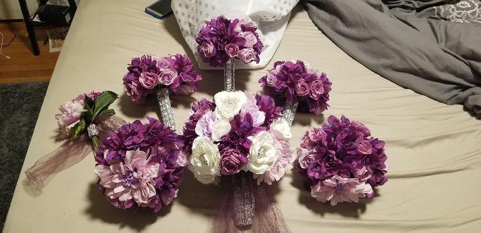 Wedding Bouquets, Centerpieces, etc! 3
