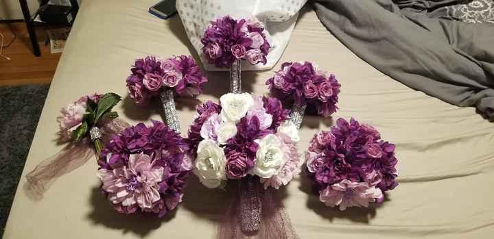 Wedding Bouquets, Centerpieces, etc! - 2