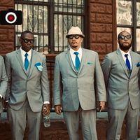 the groom & his groomsmen