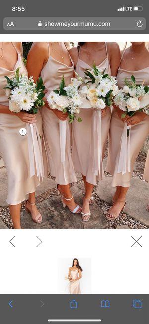 Bridesmaids dresses 3