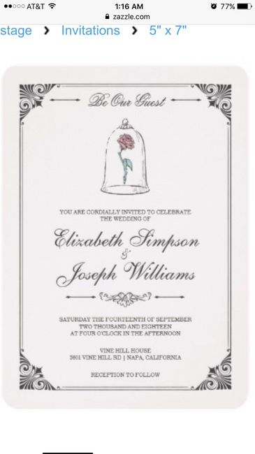 Zazzle Wedding Invitations Weddings Do It Yourself Wedding