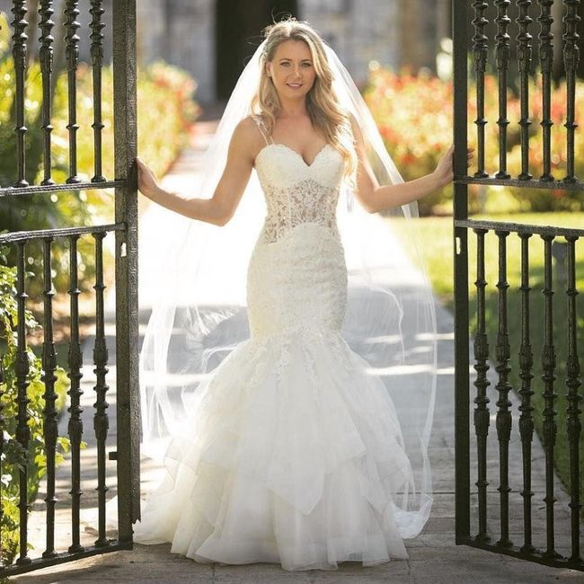 Wedding Dress Designers! Who are you wearing? 6