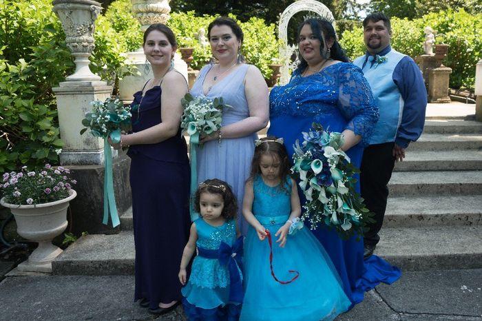 Bridesmaid dresses 4