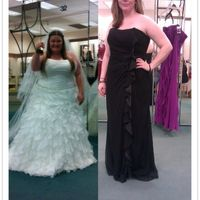 Any plus size brides out there???