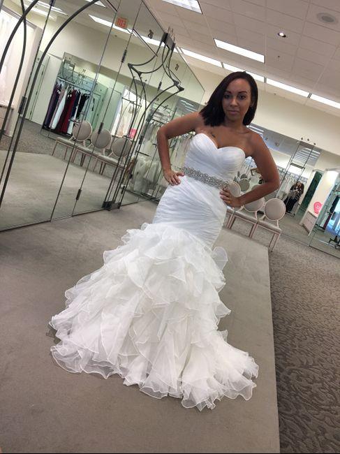 2020 wedding dresses!! Just bought mine!! 5